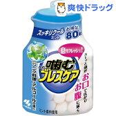 噛むブレスケア スッキリクールミント(80粒)【ブレスケア】[口臭予防 ブレスケア]