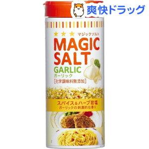 エスビー食品 マジックソルト ガーリック(80g)
