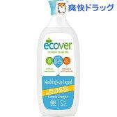 エコベール 食器用洗剤 カモミール(500mL)【エコベール(ECOVER)】[液体洗剤 キッチン用]