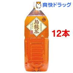 神戸茶房 ウーロン茶(2L×6本入×2コセット)