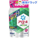 アリエール 洗濯洗剤 リビングドライ イオンパワージェル つめかえ 増量品(850g)