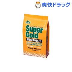 森乳サンワールド スーパーゴールド フィッシュ&ポテト シニアライト(シニア犬用) / スーパー...
