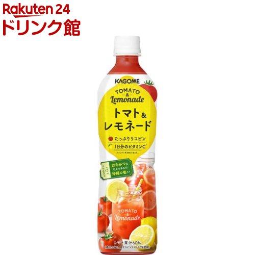 カゴメ トマト&レモネード(720ml*15本入)