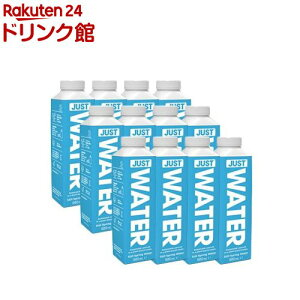 JUST WATER(500ml*12本入)【2shdrk】