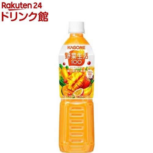 野菜生活100 マンゴーサラダ スマートPET(720mL*15本入)