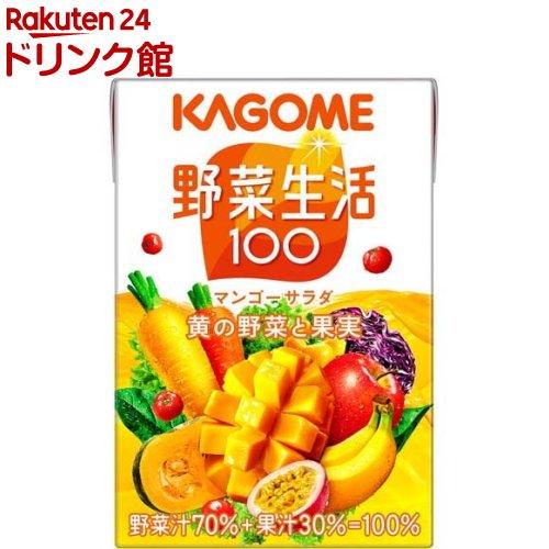 野菜生活100 マンゴーサラダ(100ml*36本入)