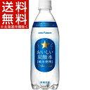 【訳あり】サッポロ おいしい炭酸水(500mL*24本入)[炭酸飲料]【送料無料(北海道、沖縄を除く)】