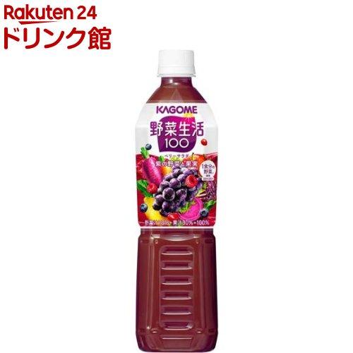 野菜生活100 ベリーサラダ スマートPET(720mL*15本入)