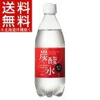 国産 天然水仕込みの炭酸水 コーラ(500mL*24本)【友桝飲料】