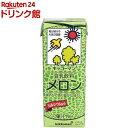 キッコーマン 豆乳飲料 メロン(200ml*18本入)