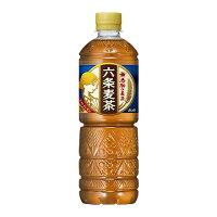 アサヒ飲料十六茶(600ml)・六条麦茶(660ml)24本入ノンカフェインお茶ブレンド茶ペットボトル【送料無料(北海道、沖縄を除く)】