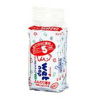 【10000円以上で本州・四国送料無料】pigeon ピジョン ウエットナップ 10枚入×5包パック