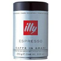意利咖啡咖啡豆 (烘焙) 250 克 [關鍵意利咖啡 (Illy)]。