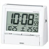 精工的聲音收音機鬧鐘談班輪 DA206W [精工精工 (Seiko)]