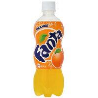 【送料無料】コカ・コーラ ファンタ Fanta オレンジ 500mlペットボトル48本入(2ケース)[コカコーラ]
