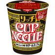 【ケース販売】日清 カップヌードル リッチ 無臭にんにく卵黄牛テールスープ味 67g×12個[日清食品]
