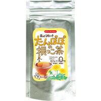ティーブティック たんぽぽの根っこ茶 2.2g×8ティーバッグ[日本緑茶センター]