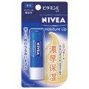 【メール便対応可】花王 NIVEA Moisture lip ニベアリップケア ビタミンE 3.9g