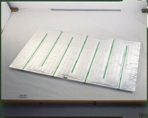 ノーリツ高効率・小根太入り根太上設置温水マットMD-3324XC-BL有効面積7097m2・質量18.0kg