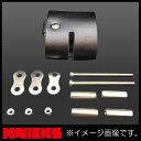 ニックス KB黒革ベルト+金具一式 KB-DX-1 KNICKS