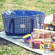 レジカゴバッグ クーラー トートバッグ ショッピング 折りたたみ アウトドア キャンプ ピクニック