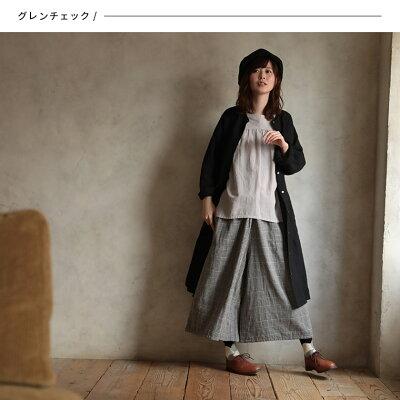 soulberry スカートみたいなボリュームのガウチョパンツ
