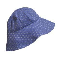 【リバーシブルで使える帽子が作れる材料セットです】【メール便発送可能】ソレイアード 綿麻...