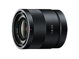 【予約受付中】Sonner T* 単焦点レンズ(Sonnar T* E 24mm F1.8 ZA)SEL24F18Z
