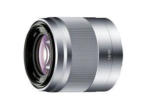 【予約受付中】単焦点レンズ(E 50mm F1.8 OSS)SEL50F18