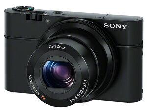 【即納(土日祝日を除く)】【あす楽対応】【送料無料】デジタルスチルカメラDSC-RX100
