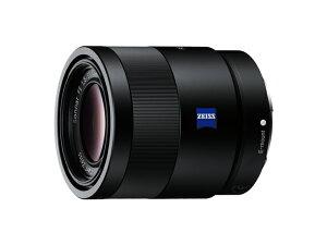 Sonner T* 単焦点レンズ(Sonnar T* FE 55mm F1.8 ZA)SEL5…