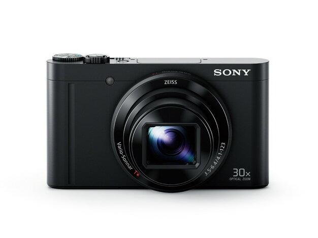 【在庫あります 即納可能】【(沖縄・離島除く)】デジタルスチルカメラDSC-WX500 ブラック