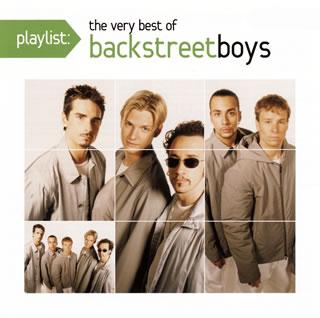 バックストリート・ボーイズ/プレイリスト:ヴェリー・ベスト・オブ・バックストリート・ボーイズ[CD] SICP-3630