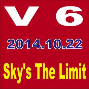 ◆メール便は送料無料◆V6/Sky's The Limit [CD+DVD+ミュージックカード][2枚組][初回限定盤A]...