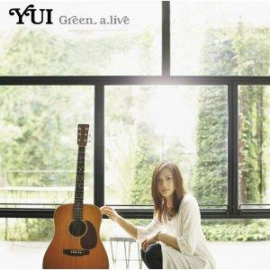 ◆メール便は送料無料◆YUI/Green a.live [初回限定盤/CD+DVD] 【オリコンチャート調査店】 ...