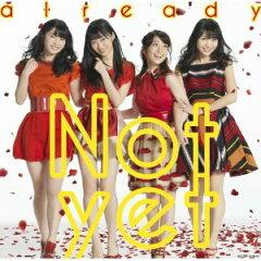 ◆メール便は送料無料◆【初回プレス仕様盤】 Not yet/already [CD+DVD][2枚組][Type-A] 【オ...