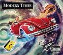 PUNPEE/MODERN TIMES [CD] 2017/10/4発売 XQMV-1009