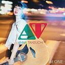 竹内アンナ/at ONE [CD] 2018/8/8発売 TECI-1586
