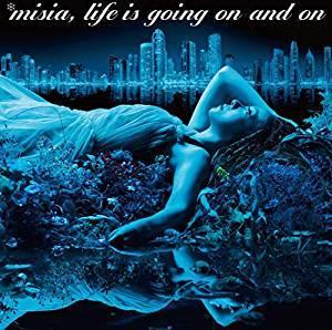 MISIA(ミーシャ)/Lifeisgoingonandon(通常盤) CD 2018/12/26発売BVCL-947