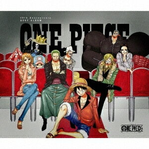 アニメ, その他 ONE PIECE() 20th Anniversary BEST ALBUM () 3CD 2019327 EYCA-12394
