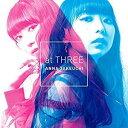 竹内アンナ/at THREE(CD) 2019/6/26発売 TECI-1649