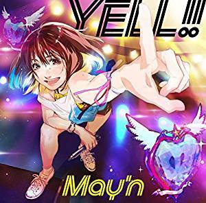 May'n(メイン)/YELL!! (CD) 2019/7/31発売 VTCL-60484