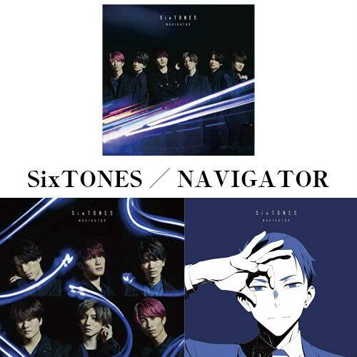 ロック・ポップス, アーティスト名・さ行 3D3 SixTONESNAVIGATOR () (CD) SECJ-6 8 10
