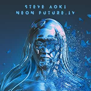 Steve Aoki (スティーヴ・アオキ)/ネオン・フューチャー Part.4 (通常盤) (CD) 2020/5/20発売 SICX-155