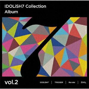 CD, アニメ IDOLiSH7TRIGGERRe:valeZOOL Collection Album vol.2 (CD) LACA-9817 202147