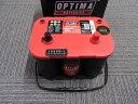 オプティマ バッテリー【OPTIMA】 レッドトップレッドトップ 1050S-L / RT R4.2L / 8003-251【Lタイプ 端子DIN】