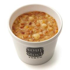 【電子レンジ調理可能】スープストックトーキョー ライ麦とベーコンのリゾット風スープ 250g