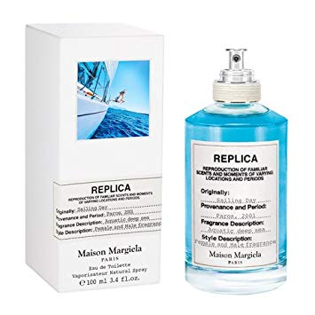 美容・コスメ・香水, 香水・フレグランス ! Maison Martin MargielaREPLICA SAILING DAY EDT 100ml 100ml::