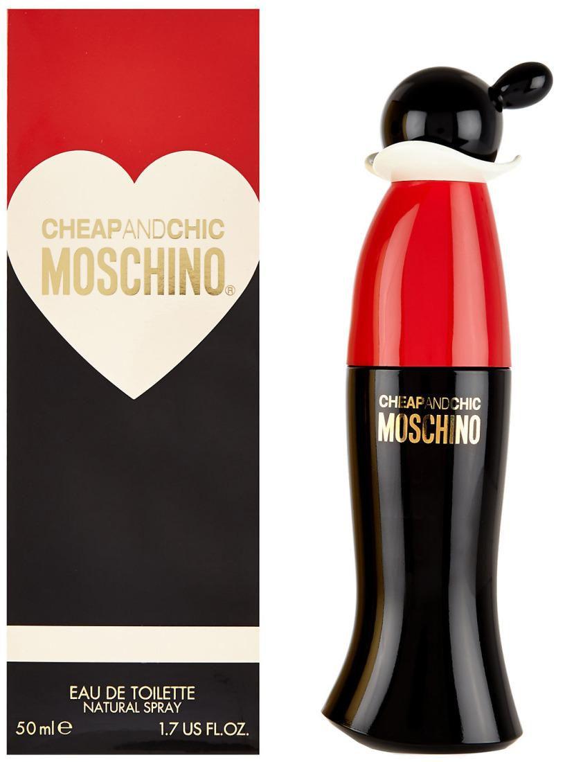 美容・コスメ・香水, 香水・フレグランス MOSCHINOCHEAP AND CHIC EDT SP 50ml WOMENS 50ml::MOSCHINO CHEAP CHIC