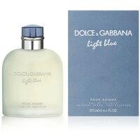 正規品【Dolce&Gabbana】LIGHT BLUE POUR HOMME EDT SP 200ml【ドルチェ&ガッバー】ナイトブループールオム オーデトワレ・スプレータイプ 200ml【D&G】[香水・フレグランス:フルボトル:メンズ・男性用]